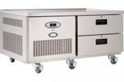 Foster LL2/1HD Two Drawer Low Level Refrigerated Counter