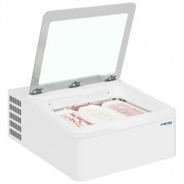 Framec MINI CREAM 3V Counter Top Ice Cream Display
