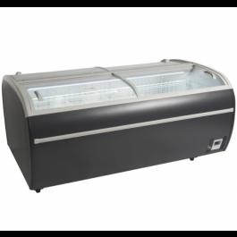 Arcaboa Dupla 2.2DE RAL7016 High Vision Freezer