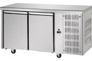 Interlevin Italia Range TF02 SS Refrigerated 2 Door Counter