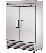 True T-49-HC-LD Double Door Upright Fridge