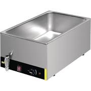Buffalo L310 Bain Marie with Tap (without pans)