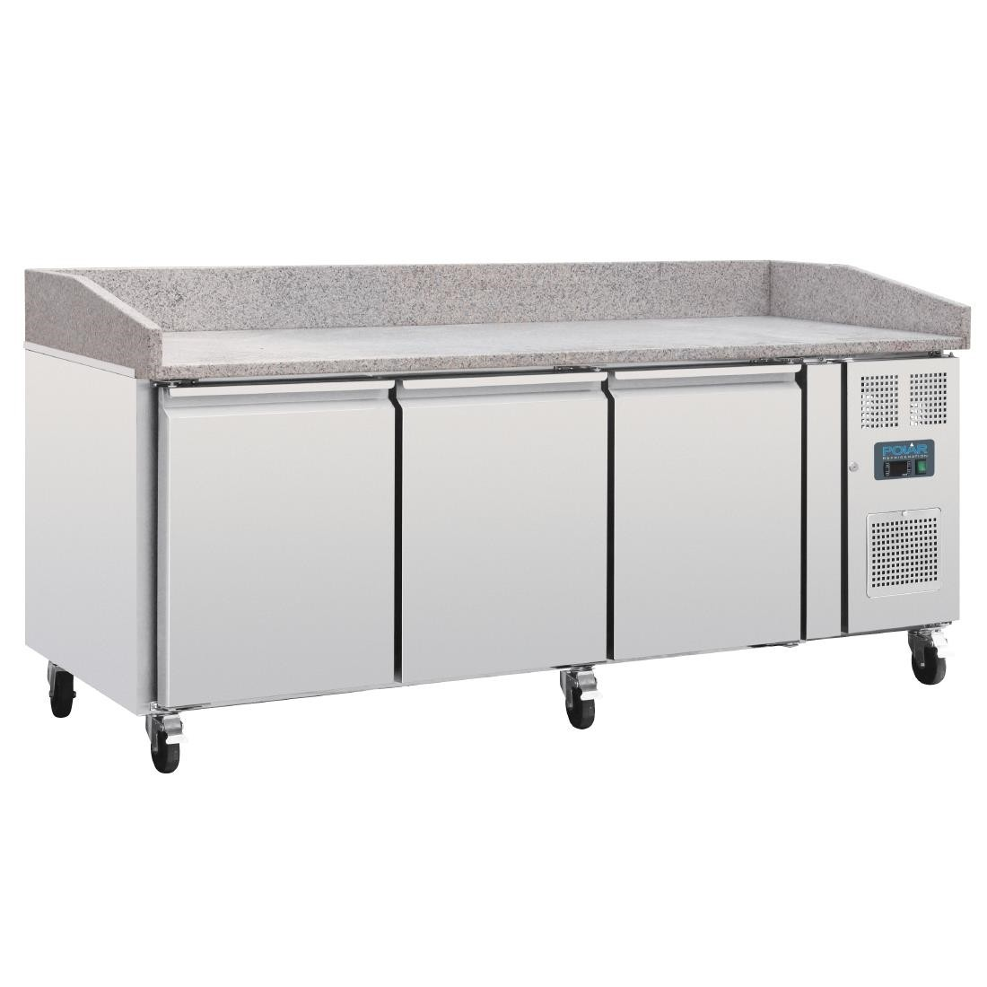 Polar GL182 U-Series Bakery Counter Fridge