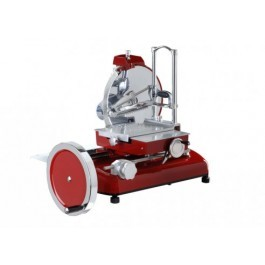 """FAC Volano P350VOL 14"""" Hand Operated Cooked Meat Slicer"""