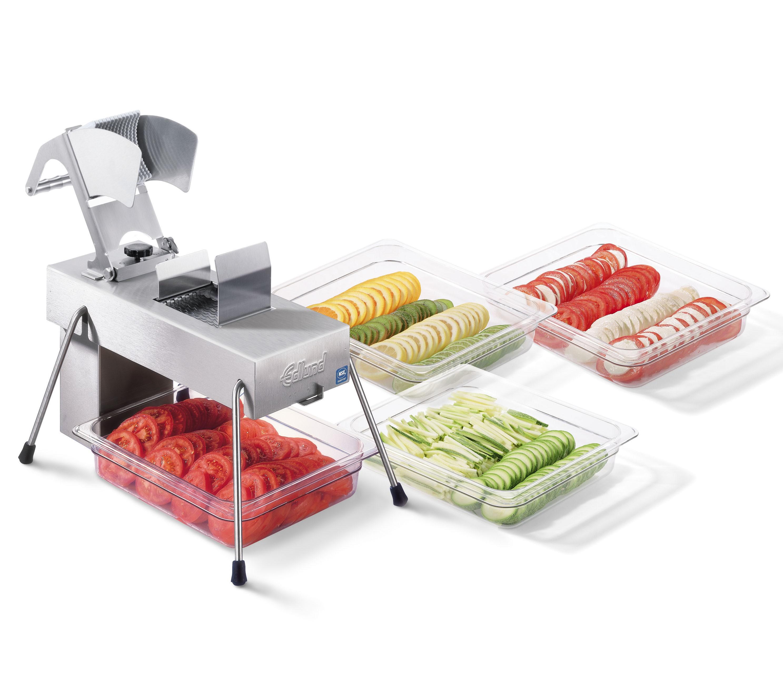 Edlund 350 Electric Tomato, Fruit & Vegetable Slicer