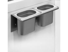 Interlevin SVC+1 Stainless Steel Scoop Wash