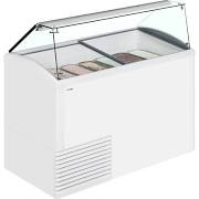 Framec SLANT510 Ice Cream Display 1