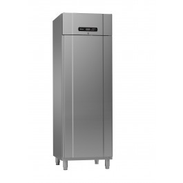 Gram Standard Plus K 69 FFG C1 3N Upright Stainless Steel Refrigerator - 960690024
