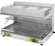 Roller Grill SEF800Q Salamander with Fixed Top Infra Red Tubes