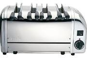 Dualit 41036 4 Slot Sandwich Polished Dualit Toaster