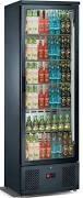 Blizzard BAR10 Back Bar Black Bottle Cooler