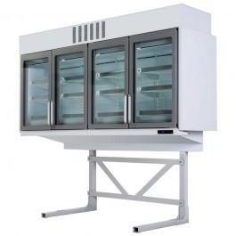 Arcaboa SUPER ARV215DE Panoramic Display Freezer Top for SUPER 250DE
