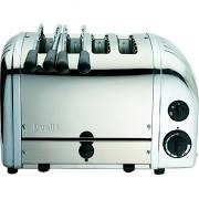 Dualit 42174 Combination Stainless Steel Toaster 2 + 2