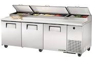 True TPP-93 Refrigerated Pizza Prep Table
