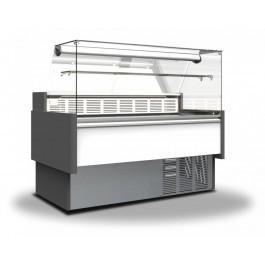 --- PRODIS A20F --- Araya Serve Over Counter with Flat Glass