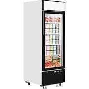 Interlevin LGF2500 Glass Double Door Display Freezer