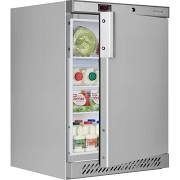 Tefcold UR200S Under Counter Stainless Steel Fridge 3