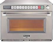 Panasonic NE3280 Commercial Sonic Steamer Microwave Oven