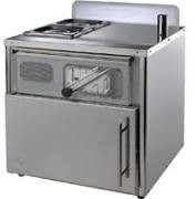 King Edward COMPSS Compact Stainless Steel Oven
