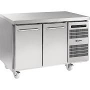 Gram GASTRO F1407 CSG A DL DR C2 Two Door Counter Freezer