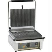 Roller Grill PANINI R Ribbed Contact Grill