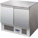 Tefcold SA910B Two Door Counter Fridge