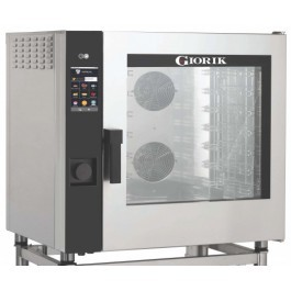 Giorik MOVAIR MTE7W Combi Bake Off 7 x GN 1/1 Oven & Wash System