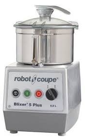Robot Coupe Blixer 5 Plus Table Top Cutter Mixer - 33164