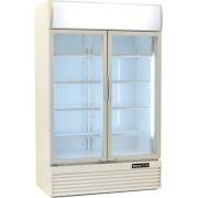 Blizzard GD1000 Hinged Glass Door Display Fridge 1
