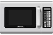 Blizzard BCM1000 Stainless Steel Microwave