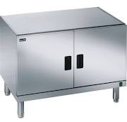 Lincat HCL9 Silverlink 600 Heated Closed Top Pedestal with Legs