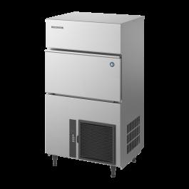 Hoshizaki IM-130NE-HC-23 Hydrocarbon Medium Cube Ice Maker with Integral Bin - M069-D001