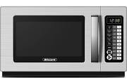 --- BLIZZARD BCM2100 --- Stainless Steel Microwave with Free Stacking Kit