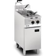 Lincat OE8105/OP Opus 800 Freestanding Electric Fryer with One Oil Pump