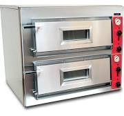 Pantheon  PO4+4 Double Deck Pizza Oven