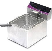 Pantheon PF111 Single Basket High Capacity Table Top Fryer