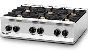 Lincat OG8004 Opus 800 Boiling Top with 6 Burners