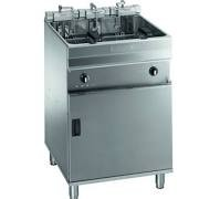 Valentine EVO600 600mm Large Sinlge Pan FryerEVO600 Twin Basket Electric Fryer