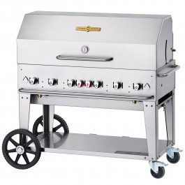 Crown Verity CVMCB48 Professional Barbecue System