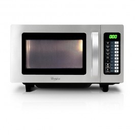 --- WHIRLPOOL PRO 25IX --- Commercial 1000W Microwave with 10 Memory Presets