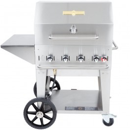 Crown Verity CVMCB30 Professional Barbecue System