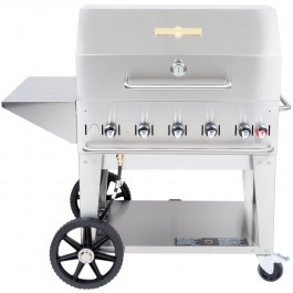 --- CROWN VERITY MCB36PACK --- Professional Barbecue System