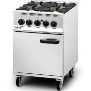 Lincat OG8001 Opus 800 4 Burner Gas Range