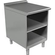 Falcon DCL600 Dominator Open Stainless Steel Cabinet