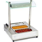King Edward VBMG-1 Bain Marie with Gantry