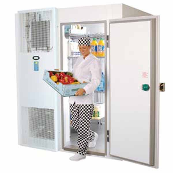 Foster CPC1812L Commando Packaged Freezer Coldroom