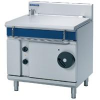 Blue Seal G580-8 80 Litre Manual Tilt Gas Bratt Pan