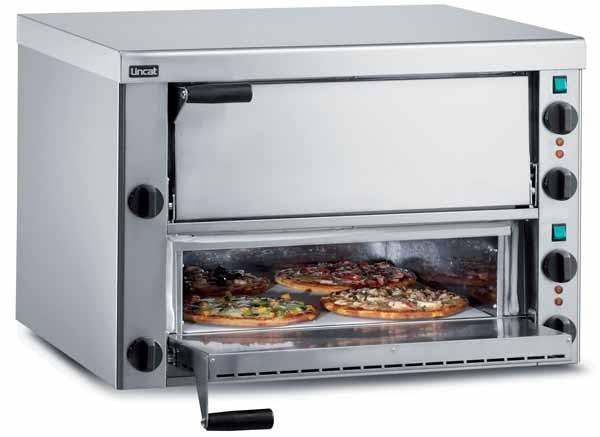 Lincat PO89X Twin Deck Pizza Oven