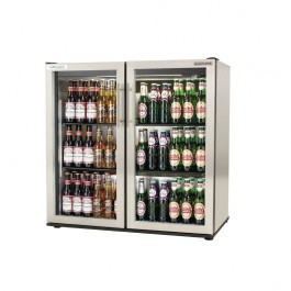 Autonumis A210106 EcoChill Maxi Stainless Steel Hinged Door Bottle Cooler