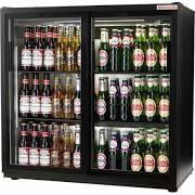 Autonumis A210101 EcoChill Sliding Door Bottle Cooler